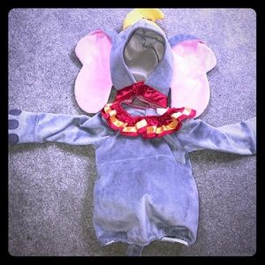 Halloween Costume - Dumbo